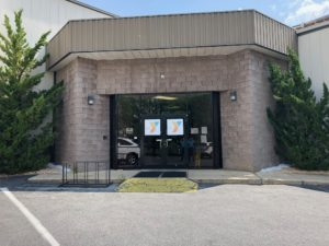 Waynesboro YMCA entrance