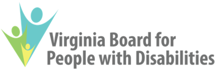 Virginia Board of People with Disabilities (VBPD) logo