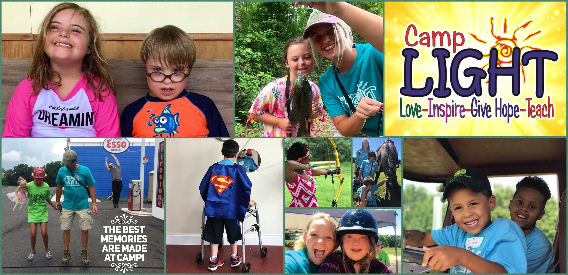 featured photo for Camp LIGHT Summer Camp 2019